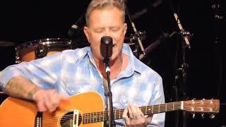 James Hetfield of Metallica Baby Hold On Eddie Money Tribute