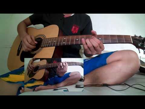Ku Nyanyi Haleluya (Guitar Instrumental Cover)