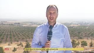 Oliver Mayer-Rüth aus Ceylanpinar zur türkischen Militäroffensive in Nordsyrien am 16.10.19