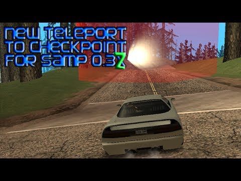 [SA:MP 0.3z] ● Teleport to CheckPoint Hack - SOBEIT Version [Download Link] ● Axpi