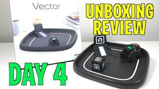 VECTOR SPACE - UNBOXING - DAY 4 -  Anki