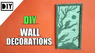 Home decor ideas| Room decor ideas| Wall decoration ideas at home| Crafts ideas| DIY home crafts