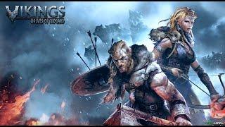 Vikings-Wolves of Midgard | Обзор и прохождение игры | Game Play | Let's Play #1