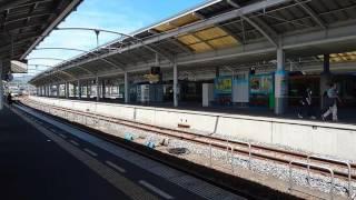 キハ185系特急うずしお8号(2B) 3008D 高松駅到着No.2