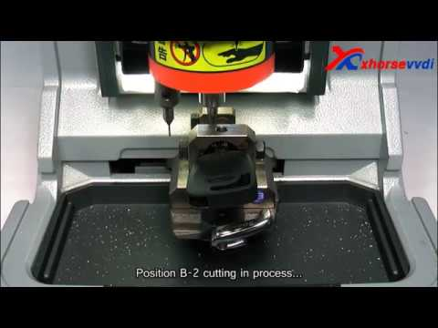 How to use Condor XC-MINI Cut Ford FO21 with M3 Fixture