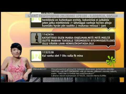 Iida alasti juontaja chat Iida Ketola