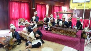 malay wedding instrument music