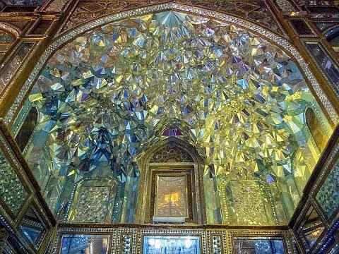 A Visit to Tehron's Glittering Palace, Golestan Palace, Iran | UNESCO World Heritage Site