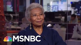 Watch Alice Walker See Kendrick Lamar Quote Her For The 1st Time | The Beat With Ari Melber | MSNBC