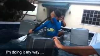 The Googles And The Cardboard Yacht Regatta