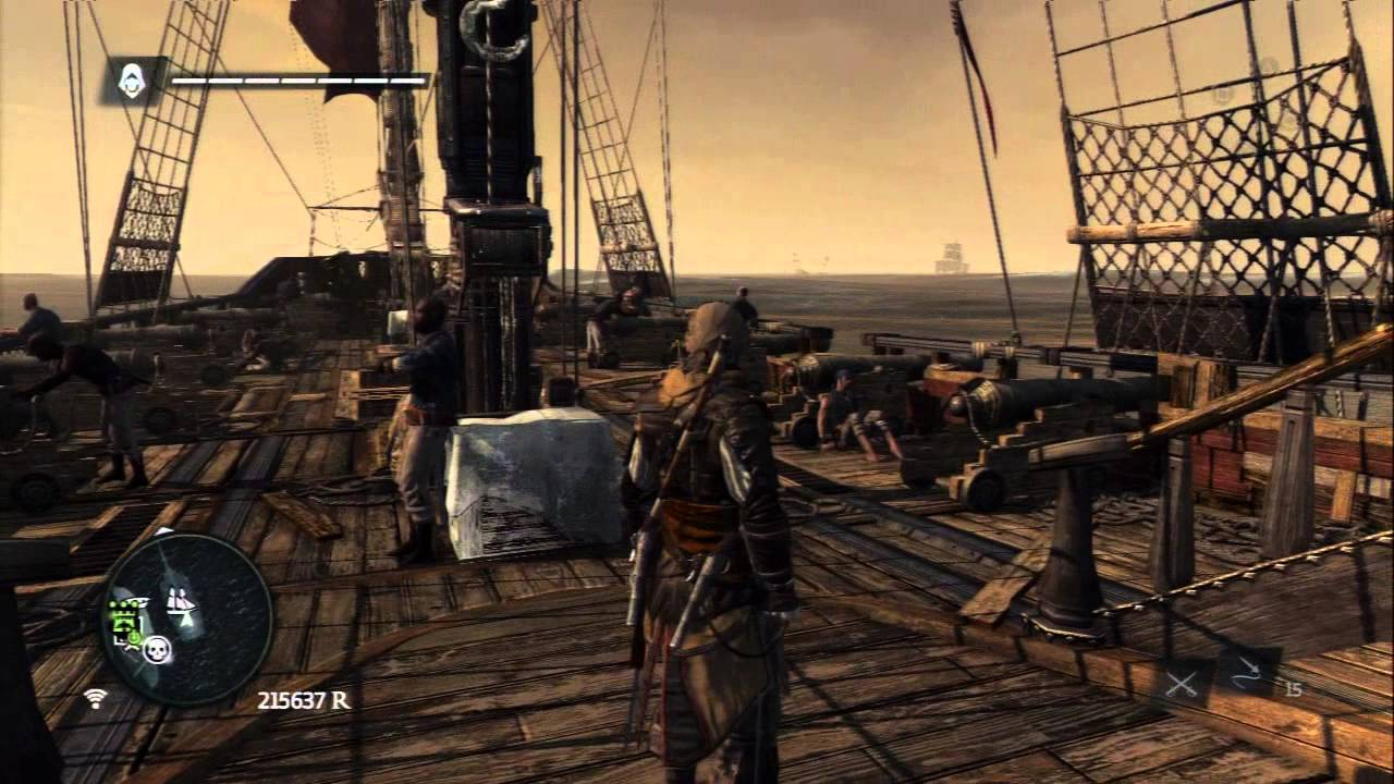 Assassins Creed 4 Black Flag Merchant Outfit Youtube