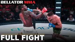 Full Fight | Yaroslav Amosov vs. Ed Ruth - Bellator 239