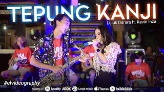 Luluk Darara ft. Kevin Ihza - Tepung Kanji | Akustik Koplo (Official Music Video)