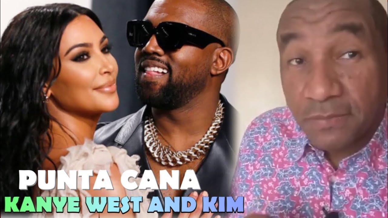 NO ESTOY EN CHISME - KIM KARDASHIAN & KANYE WEST EN PUNTA CANA