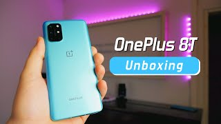 OnePlus 8T unboxing