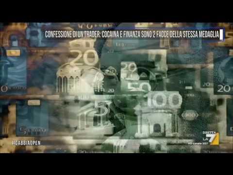 Confessione di un trader: cocaina e finanza sono 2 facce della stessa medaglia