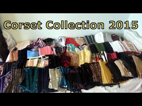 CORSET COLLECTION 2015 | Lucy's Corsetry
