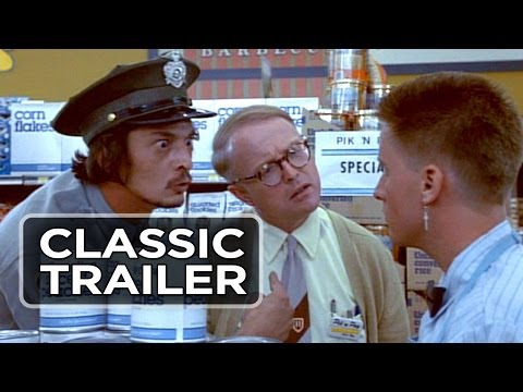 Repo Man Official Trailer #1 - Harry Dean Stanton, Emilio Estevez Movie (1984) HD