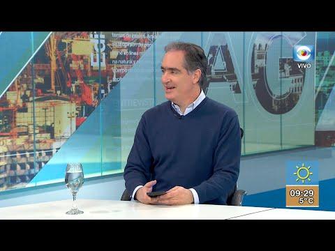 Nicolás Lussich repasó los principales índices económicos