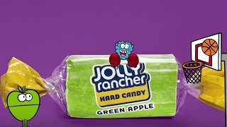 Jolly Rancher Commercial 2017 Basketball
