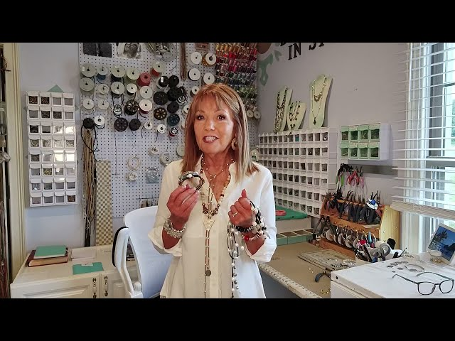 Ms. Suzanne from Beauty In Stone Jewelry