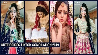 Cute Brides Tiktok Compilation 2019 | Bridal Barat Dresses Ideas
