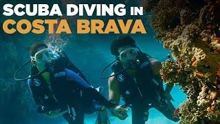 Scuba Diving in Costa Brava | ZNMD | Hrithik Roshan | Abhay Deol | Farhan Akhtar | Katrina Kaif