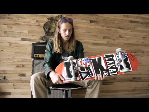 My Ride: Riley Hawk - TransWorld SKATEboarding