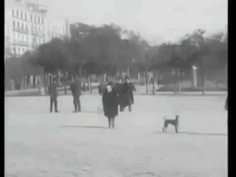 MADRID 1905 Film de Alice Guy Blache