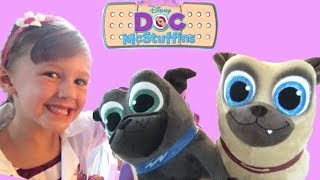 NEW Puppy Dog Pals Going On A Mission Song Doc McStuffins Check Up The Disney Toy Collector