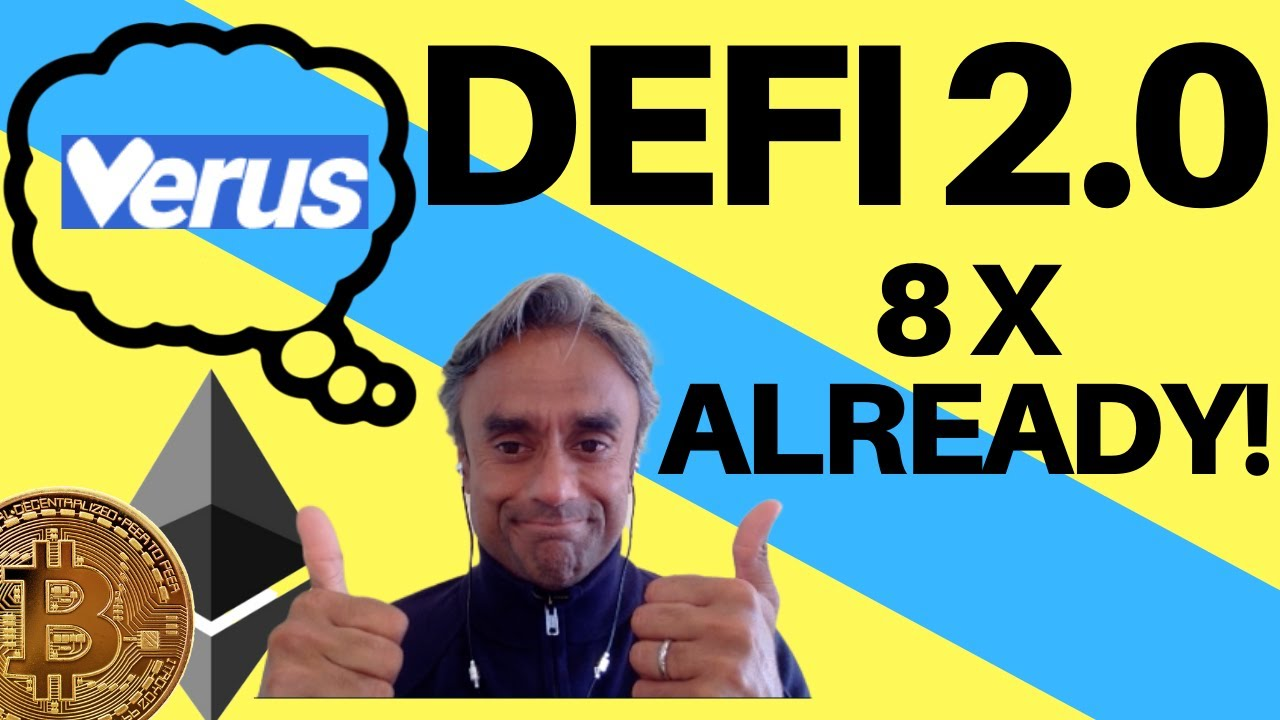 DEFI 2.0  - DEFI REIMAGINED WITH THIS HIDDEN GEM - 8X INCREASE  ALREADY!!!