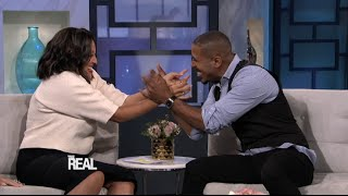 Tamera's Secret Nickname for Marques Houston!