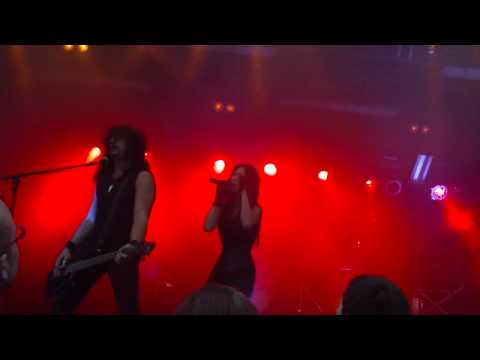 Krypteria - Out of Tears (Eupen - 23.07.2011)
