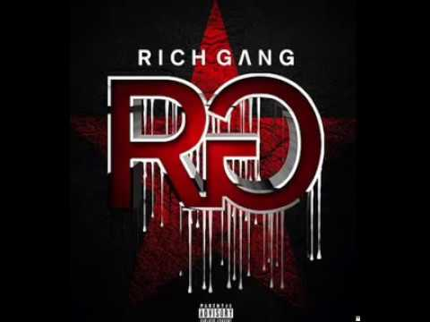 Rich Gang, Chris Brown, Tyga & Lil Wayne - Bigger Then Life