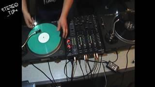 STEREOTIP weekly radio show Radio Virovitica live vinyl mix by Dj Leo