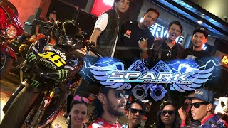 gengtayarbesar - spark gathering puteri habour jb - music video bikers kental shooting