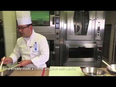 Vanilla Bavarian Cream - Bavarois à La Vanille
