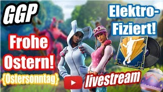 Happy Easter! | Many Easter Skins in the Shop! | New Music Electric Fifold! | Fortnite Live