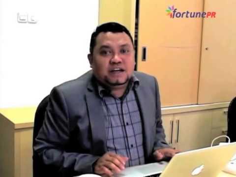 Fortune PR Discusses Doing Public Relations in Indonesia