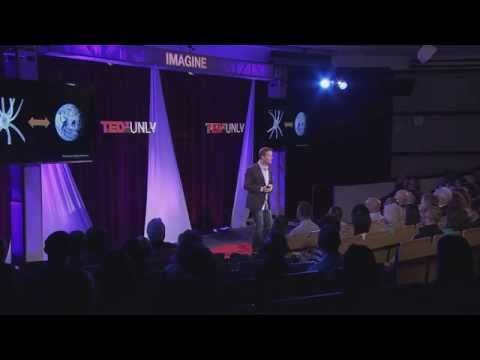 Why Las Vegas is smart: Bo J. Bernhard at TEDxUNLV
