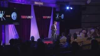 Why Las Vegas is smart: Bo J. Bernhard at TEDxUNLV