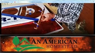 Clawhammer Copper Still Unboxing - An American Homestead