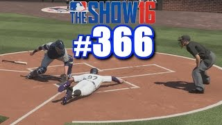 BEST THROW I'VE SEEN IN THIS GAME!   MLB The Show 16   Road to the Show #366