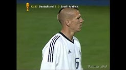 Christian Ziege vs Saudi Arabia in the 2002 FIFA World Cup | HD