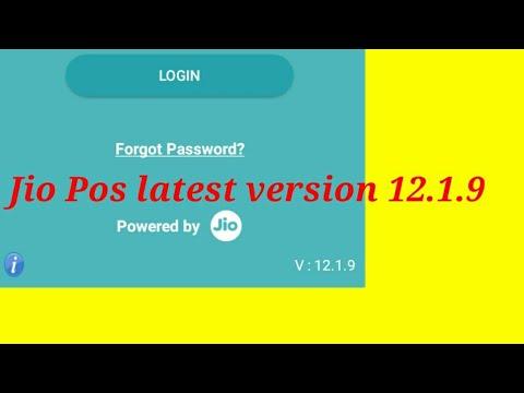Jio Pos plus | Jio pos plus 12 1 9 | Jio pos plus new version update 12 1 9  |Jio pos 12 1 9 download