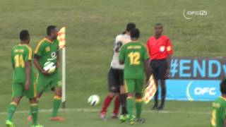2016 OFC CHAMPIONS LEAGUE | KIWI FC vs NADI FA