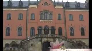 Свадьба в замке Сихров. Свадьба в Чехии.