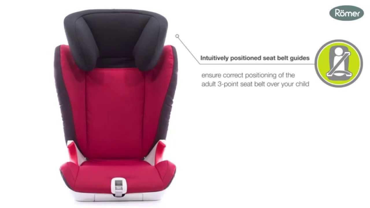 Britax Romer KIDFIX SL Child Car Seat