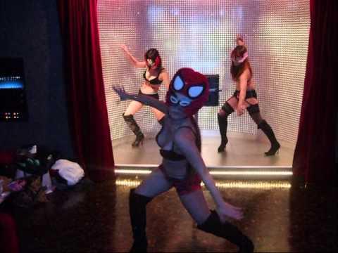 スパイダーマン DJオズマ Spiderwomen  余興 イベント 振り付け