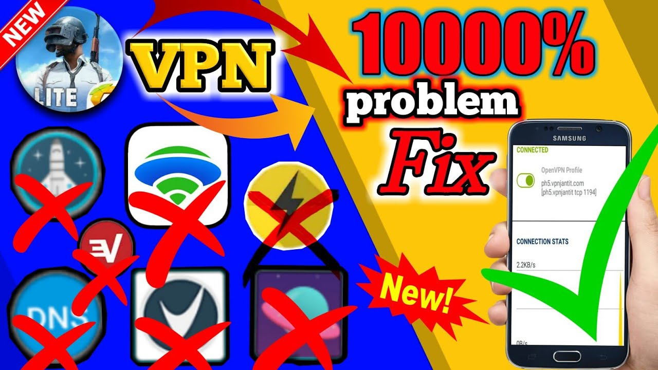 Best vpn to play pubg lite in india | | 1000% work | | best vpn for pubg  Lite